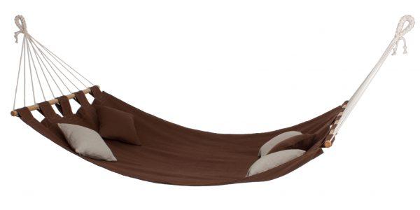 Гамак с брусками шоколадный
